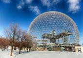 Biosphere of Montreal — Stock Photo
