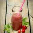 Strawberry smoothie — Stock Photo #70584309