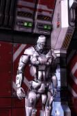 Massive robot — Stockfoto
