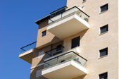 Balconies. — Stock Photo