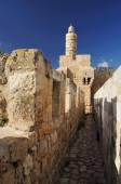 Tower of David. — Stock Photo