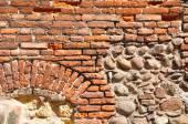 Old wall in Verona. — Stock Photo