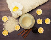 Spa relax treatment — Stock Photo