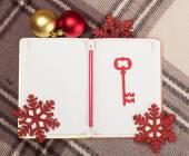 Cozy Christmas — Stock Photo