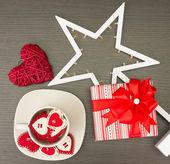 Cozy Valentine — Stock Photo