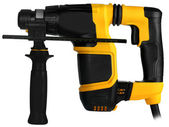 Professional rotary hammer  — Stock Photo