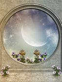 Fantasy landascape — Stock fotografie