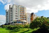 Vilnius city Seskine district new house — Stockfoto