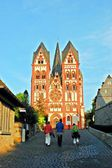 Limburg An Der Lahn city in Germany view — Foto de Stock