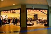 Vilnius city Panorama shop center internal view — Stock Photo