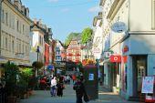 Limburg An Der Lahn city in Germany view — Stock Photo