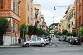 Rome city life. View of Rome city on May 31, 2014 — Stockfoto