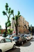 Rome city life. View of Rome city on June 1, 2014 — Stockfoto