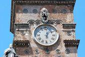 Basilica Santa Maria maggiore - Rome - outside — Stock Photo