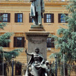Quintino Sella (7 July 1827 - 14 March 1884) was an Italian statesman and financier. — Stock Photo #59964453