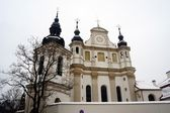 Iglesia de St. Michael el Archangel en Vilnius — Foto de Stock