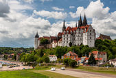 Meissen Castle and Cathedral — Stock Photo