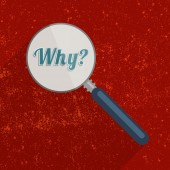 Why? — Stock Photo