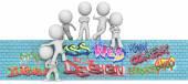 Web Consultancy. — Stock Photo