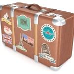 Vintage Suitcase. — Stock Photo #72600283