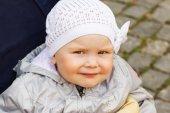 Babymädchen — Stockfoto