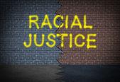 Racial Justice — Stock Photo