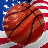 American Basketball — Stockfoto