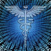 Medische gegevens — Stockfoto