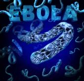 Ebola Outbreak — Stock Photo