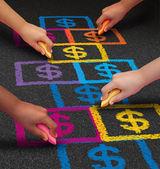 School Financing — Stock Photo