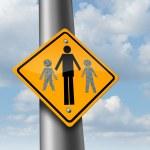 Child Custody — Stock Photo #56513635