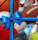 Sports Gift — Stock Photo
