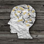 Brain Disease Therapy — Stock Photo