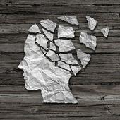 Alzheimer Patient — Stock Photo