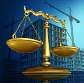Construction Law — Stock Photo