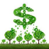 Crowdfunding Investing — Stock Photo