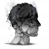 Burnout — Foto Stock