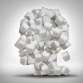 Sugar Addiction — Stock Photo