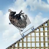 Stock Market Rise — Zdjęcie stockowe