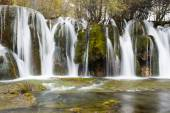 Arrow Bamboo Waterfalls — Fotografia Stock