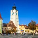Sibiu, Romania — Stock Photo #61187171