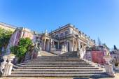 Royal Castle Queluz. Architectural details. — Stock Photo