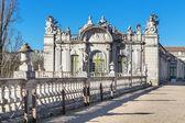 Фасад старого Королевского замка Келуш. Португалии Синтре. — Стоковое фото