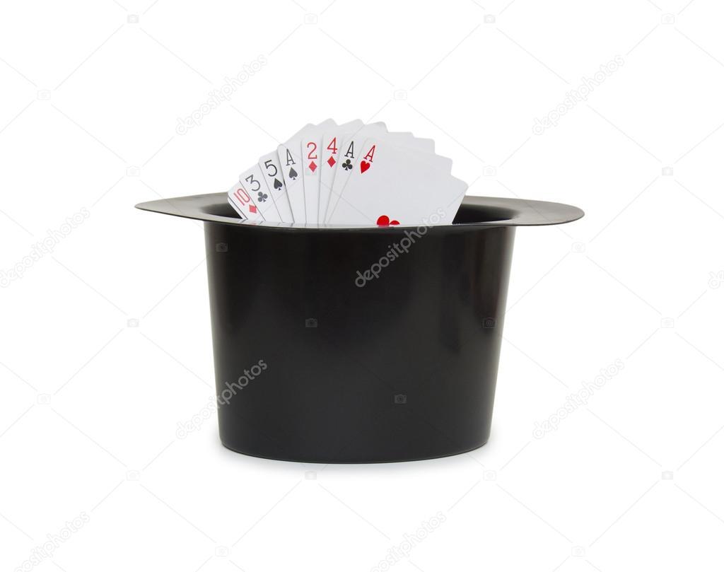 Черная магия игральные карты