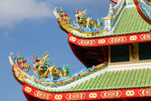 Excursion to the Chinese temple on Chalong — ストック写真