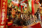 Excursion to the Chinese temple on Chalong — Photo