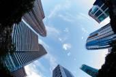 Petronas towers — Stockfoto