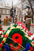 "Celebration ""A Victory Day 9maya"", festive taming, festive parad — Stock Photo"