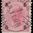 ������, ������: Stamp printed in the Austria shows Emperor Franz Josef I