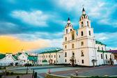 The Cathedral Of Holy Spirit In Minsk, Belarus — Foto de Stock